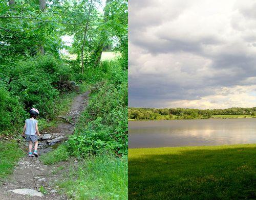 Picnik lake1