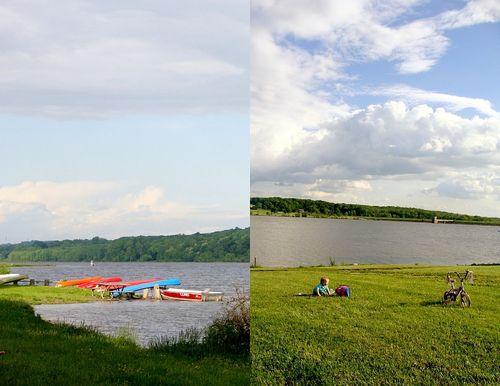 Picnik lake2