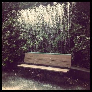 Fountain-bench-nyc